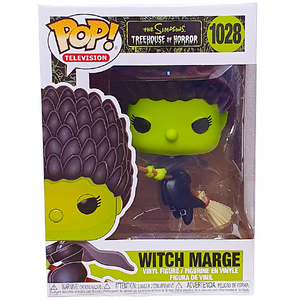 The Simpsons Treehouse of Horror - Witch Marge Pop! Vinyl Figure