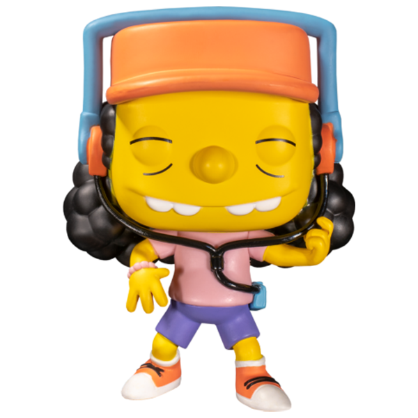 The Simpsons - Otto Mann US Exclusive Pop! Vinyl Figure