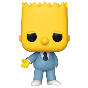 The Simpsons - Gangster Bart Pop! Vinyl Figure