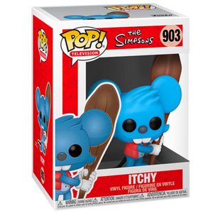 The Simpsons - Itchy Pop! Vinyl Figure