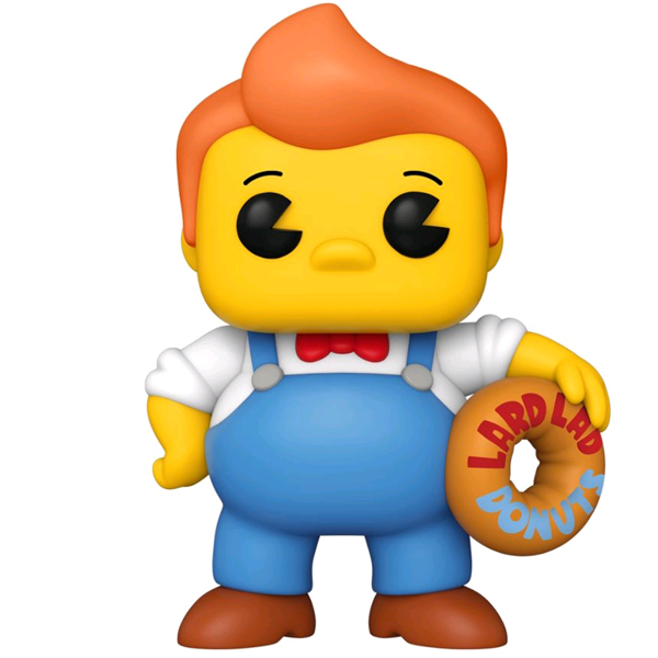 "The Simpsons - Lard Lad 6"" Pop! Vinyl Figure"