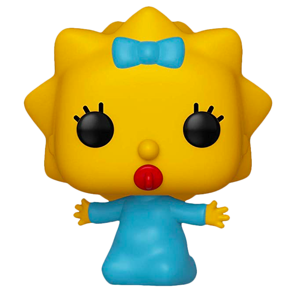 The Simpsons - Maggie Simpson Pop! Vinyl Figure