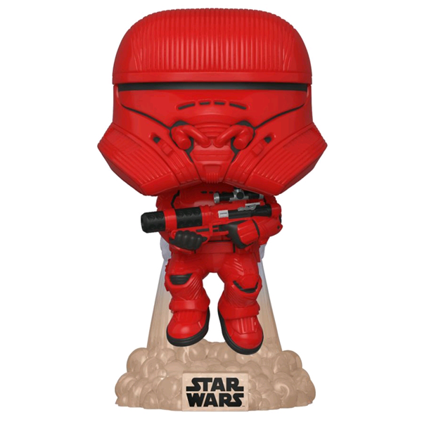 Star Wars The Rise of Skywalker - Sith Trooper (Flying) SDCC 2020 Exclusive Pop! Vinyl Figure