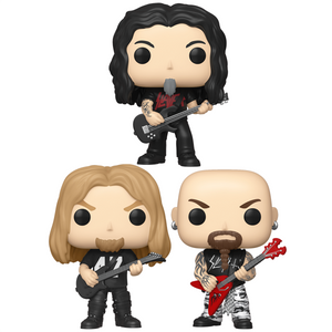 Slayer - Pop! Vinyl Figures Bundle