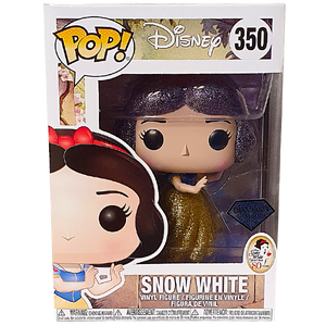 Disney - Snow White Diamond Glitter US Exclusive Pop! Vinyl Figure