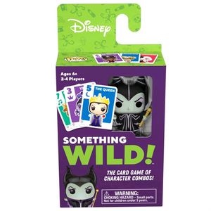 Disney Villains - Something Wild Pop! Card Game