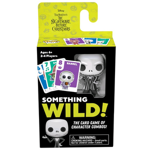 The Nightmare Before Christmas - Something Wild Pop! Card Game