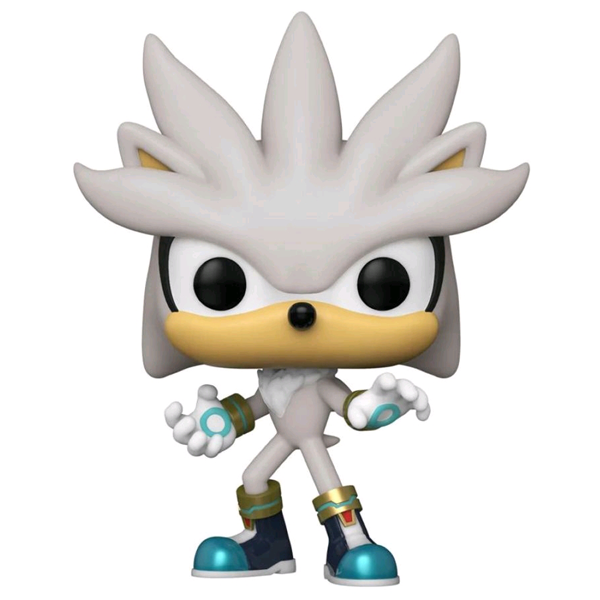 Sonic the Hedgehog 30th Anniversary - Silver Pop! Vinyl Figure