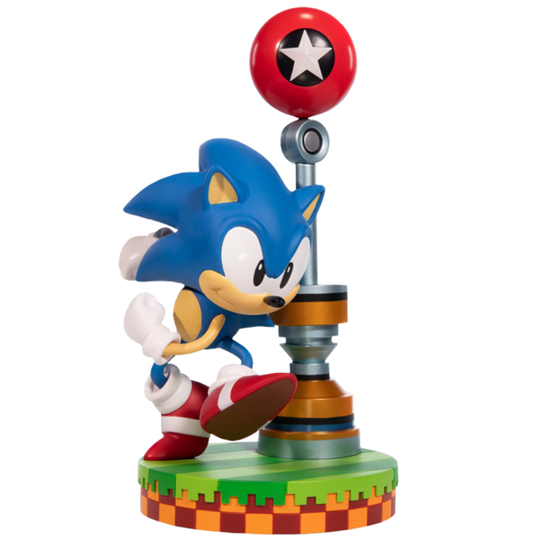"Sonic the Hedgehog - Sonic 11"" PVC Statue"