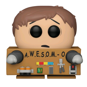 South Park - Awesome-O Unmasked US Exclusive Pop! Vinyl Figure