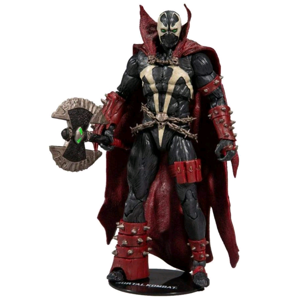 "Mortal Kombat - Spawn with Axe 7"" Action Figure"
