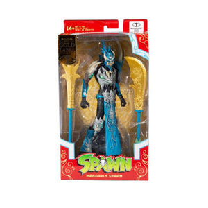 "Spawn - Mandarin Spawn Gold Label Collection 7"" Action Figure"