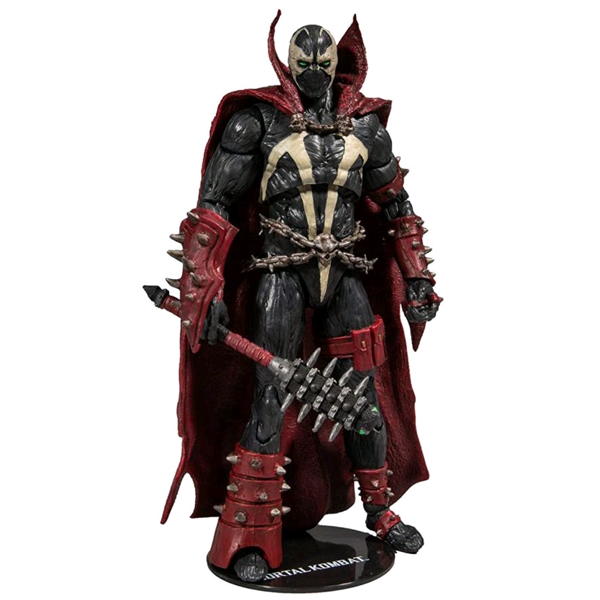 "Mortal Kombat - Spawn with Mace 7"" Action Figure"
