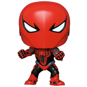 Marvel - Spider-Armor MK III US Exclusive Pop! Vinyl Figure