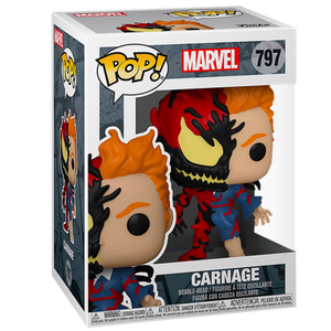 Marvel - Carnage Transforming US Exclusive Pop! Vinyl Figure