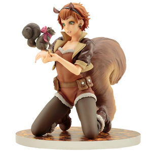 Marvel Comics - Squirrel Girl Bishoujo Statue
