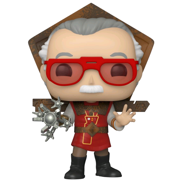 Thor Ragnarok - Stan Lee Cameo Pop! Vinyl Figure