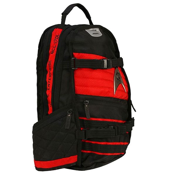 Star Trek - Backpack Red