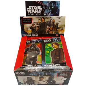 Star Wars Rogue One - Trading Cards Booster Pack