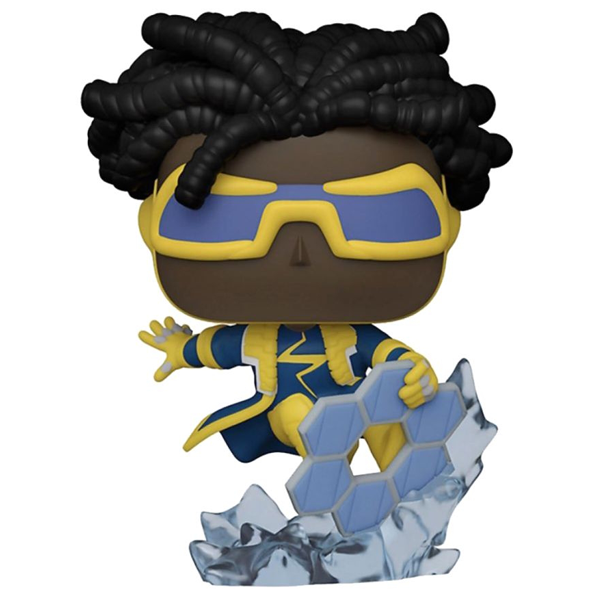 Justice League - Static Shock US Exclusive Pop! Vinyl Figure
