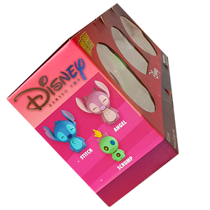 Disney - Stitch, Scrump & Angel Disney Exclusive Dorbz 3-Pack