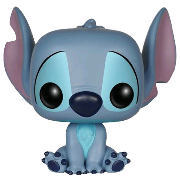 Disney - Stitch (Seated) Pop! Vinyl Figure