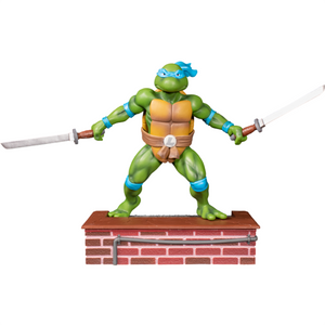 Teenage Mutant Ninja Turtles (1987) - Leonardo 1:8 Scale PVC Statue