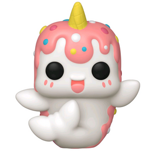 Tasty Peach - Vanilla-Berry Nomwhal Pop! Vinyl Figure