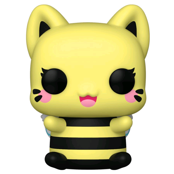 Tasty Peach - Queen Bee Meowchi Pop! Vinyl Figure