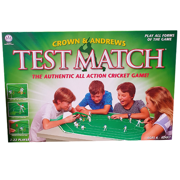 Cricket - Test Match Board Game