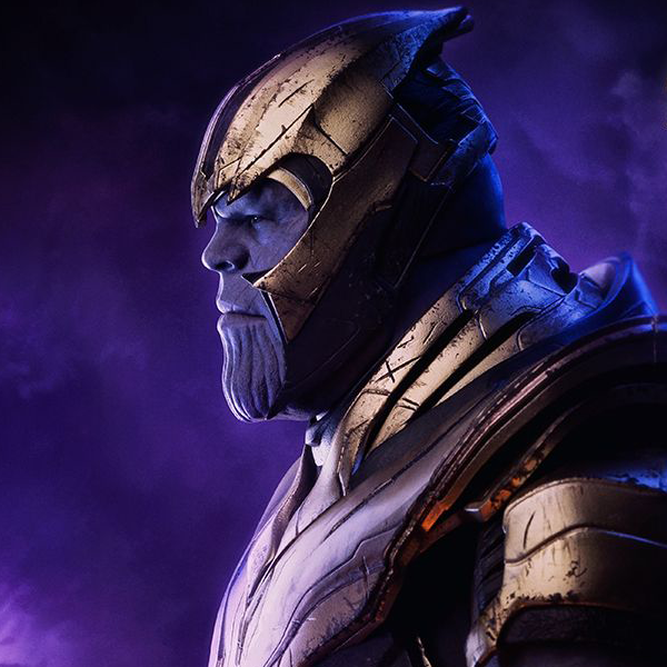 Avengers Endgame - Thanos 1:6 Scale Action Figure