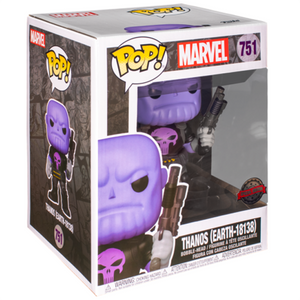 "Marvel - Thanos (Earth-18138) 6"" US Exclusive Pop! Vinyl Figure"