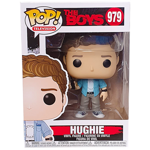 The Boys - Hughie Pop! Vinyl Figure