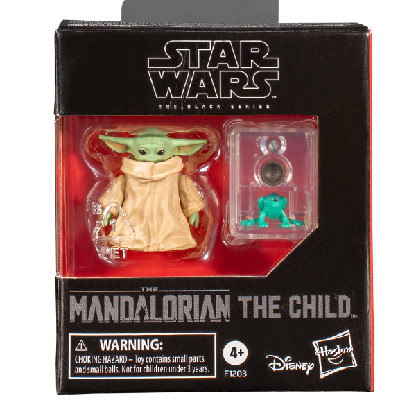 "Star Wars The Mandalorian - Black Series 1.1"" The Child Action Figure"