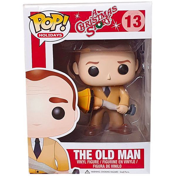 A Christmas Story - The Old Man Pop! Vinyl Figure