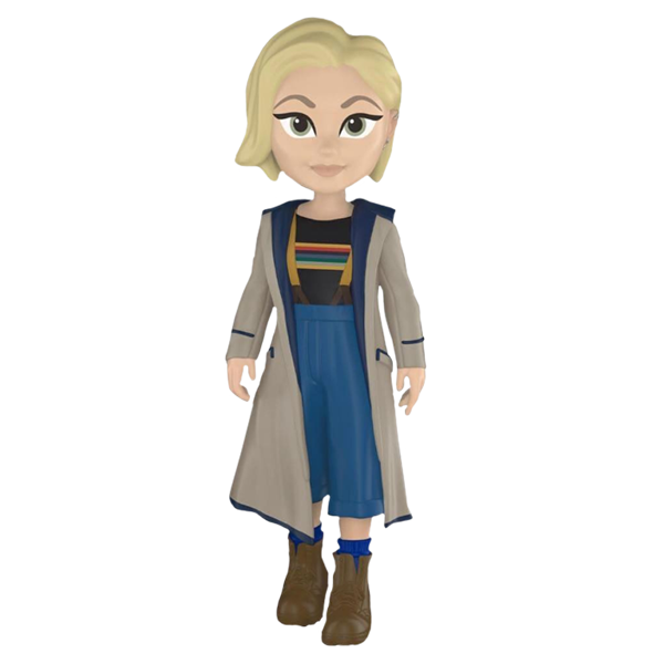 Doctor Who - Thirteenth Doctor  Rock Candy Figure