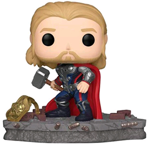 The Avengers - Thor Avengers Assemble US Exclusive Diorama Deluxe Pop! Vinyl Figure