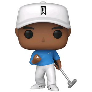 Golf - Tiger Woods (Blue Shirt) US Exclusive Pop! Vinyl Figure