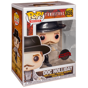 Tombstone - Doc Holiday Stand Off US Exclusive Pop! Vinyl Figure