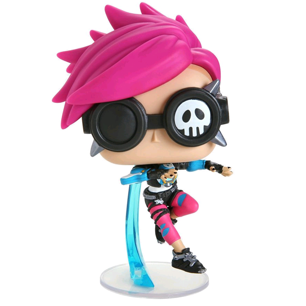 Overwatch - Tracer (Punk) US Exclusive Pop! Vinyl Figure