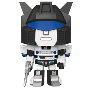 Transformers - Jazz Pop! Vinyl Figure