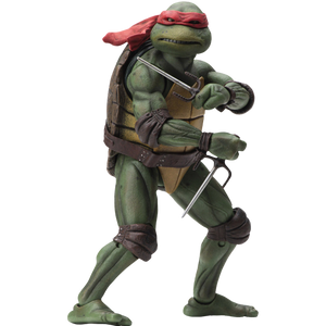 "Teenage Mutant Ninja Turtles (1990) - Raphael 7"" Action Figure"