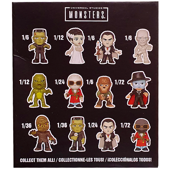 Universal Monsters Mystery Minis Series 2 Blind Box