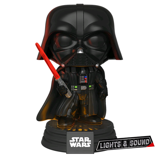 Star Wars - Darth Vader with Lights & Sound Pop! Vinyl Figure