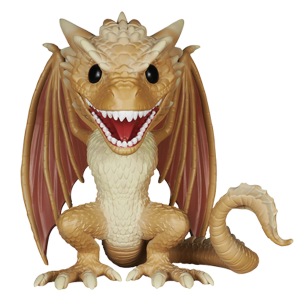 "Game of Thrones - Viserion 6"" Pop! Vinyl Figure"