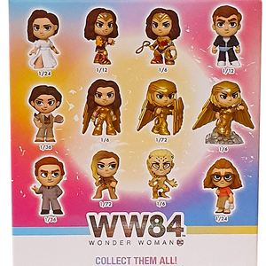 Wonder Woman 1984 - The Cheetah OOB Mystery Mini