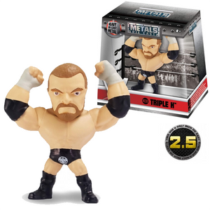 "WWE - Triple H 2.5"" Metals Die-Cast Action Figure"