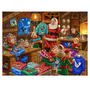 Waddingtons - Jigsaw Puzzle 1000 Pieces Christmas Jumpers