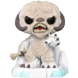 Star Wars The Empire Strikes Back - Wampa US Exclusive Deluxe Pop! Vinyl Figure