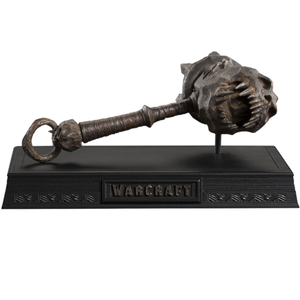 Warcraft - Blackhands Skullbreaker 1:6 Scale Replica